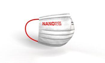 masca de protectie cu nanofibre